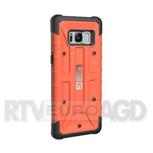 UAG Pathfinder Case Samsung Galaxy S8+ (pomarańczowy), kolor pomarańczowy