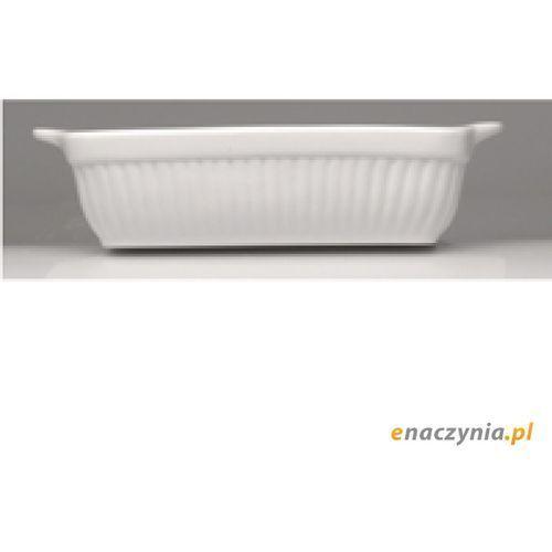 Berghoff prostokątne naczynie do pieczenia bianco