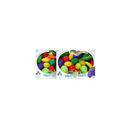 Kuchnia- zestaw owoce i warzywa 3Y31B9 (5902012782989)