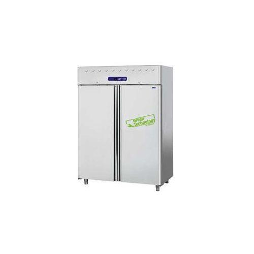 Szafa mroźnicza 2-drzwiowa z wentylacją GN 2/1 2-drzwiowa | -15 do -25°C | 1500x820x(H)2025 mm