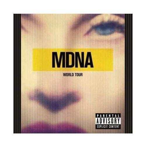 MDNA TOUR 2CD - Madonna (Płyta CD), 3750705