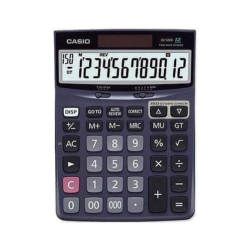Kalkulator CASIO DJ-120D-S