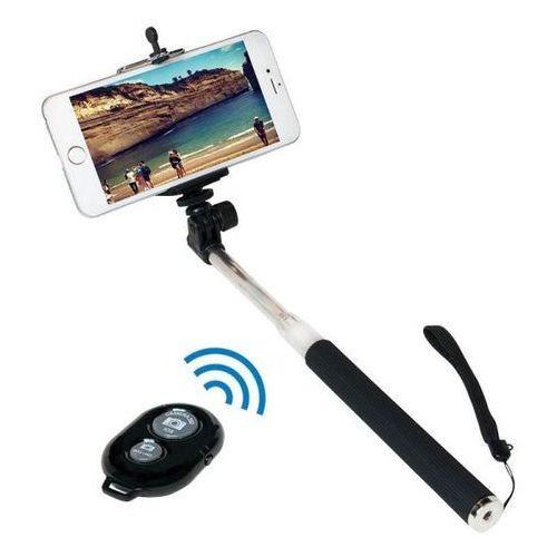 Selfie stick LogiLink bluetooth z pilotem (BT0034) Darmowy odbiór w 20 miastach! - produkt z kategorii- Kijki do selfie