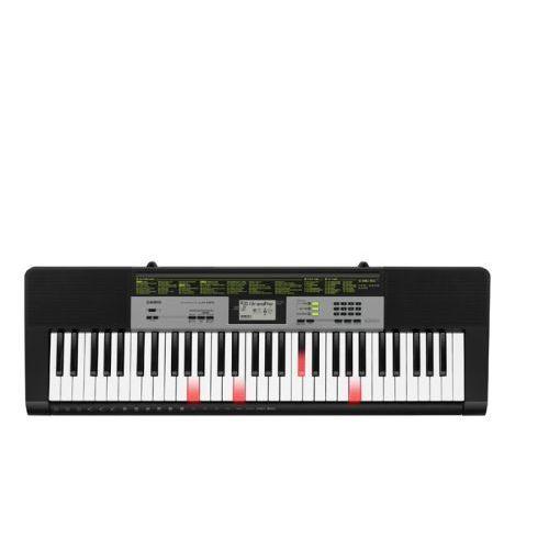Casio LK 135 instrument klawiszowy z zasilaczem