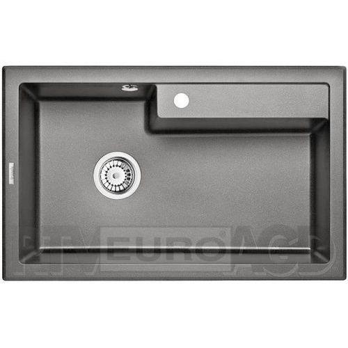 zqe_t10b zlew.eridan antracyt metalik granit 1k 800x500x214 + space saver - nowość marki Deante