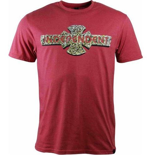 Independent Koszulka - weld mineral heather (mineral heather) rozmiar: s