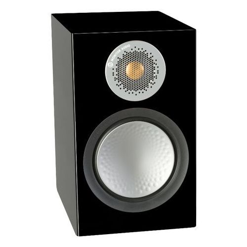 silver 50 kolor: czarny marki Monitor audio