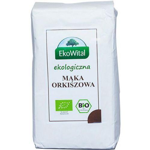 Eko wital Mąka orkiszowa typ 1850 bio 1 kg ekowital (5908249970953)