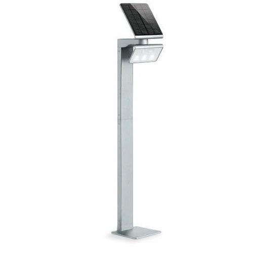 STEINEL 671211 - Solarny LED reflektor z czujnikiem ruchu XSolar GL-S 0,5W/LED srebrny (4007841671211)