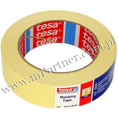 Tesa Taśma papierowa maskująca 4323 30mm 50m