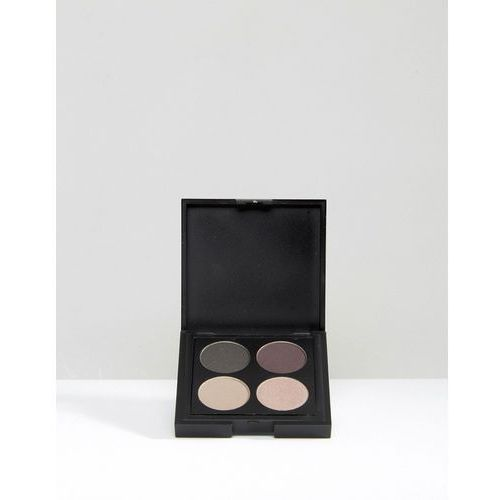 New Look 4 Shade Eyeshadow Pallette with Mini Applicator - Brown
