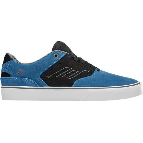 buty EMERICA - The Reynolds Low Vulc Blue/Black/White (448) rozmiar: 41,5, kolor niebieski