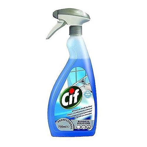 Preparat professional window & multisurface cleaner 750ml marki Cif