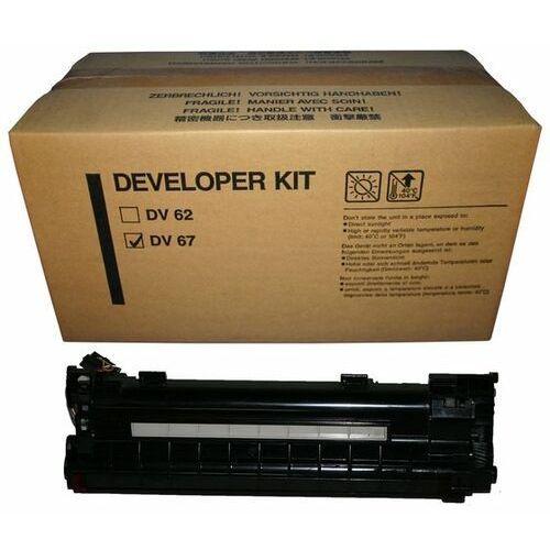 Wyprzedaż Oryginał Developer Kyocera DV-67 do FS-1920/3820 | 300 000 str. | czarny black