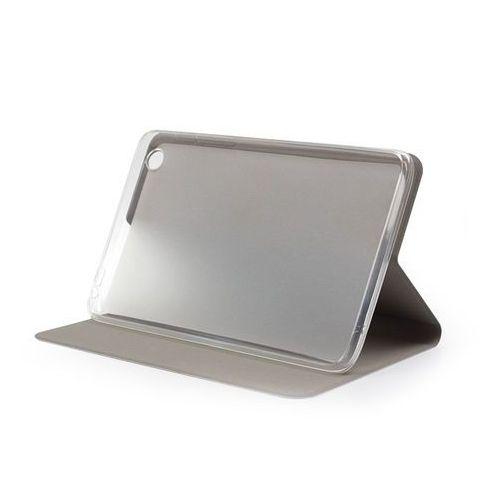 Flex Book Fantastic - Lenovo Tab A8-50 - etui na tablet Flex Book Fantastic - szare moro, kolor szary