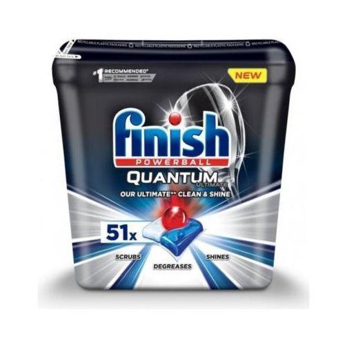 Tabletki do zmywarki powerball quantum ultimate 51 regularne marki Finish