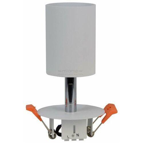Reflektor Nowodvorski Eye fit 9396 I lampa sufitowa oprawa spot 1X35W GU10 biały, kolor biały;czarny