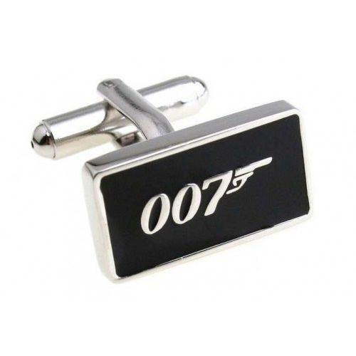 E-spinki.pl Spinki do mankietów james bond 007