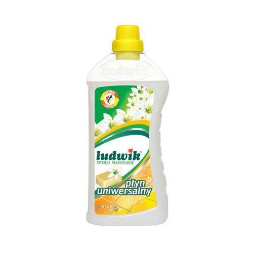 LUDWIK 1l Mydło Marsylskie Płyn uniwersalny do mycia