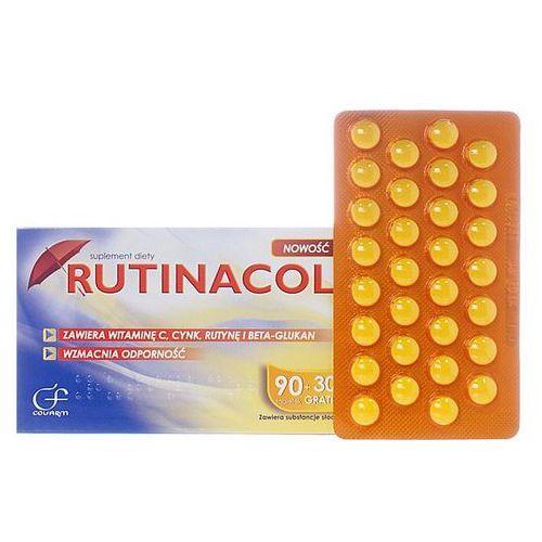 Tabletki Rutinacol x 90 tabl + 30 tabl
