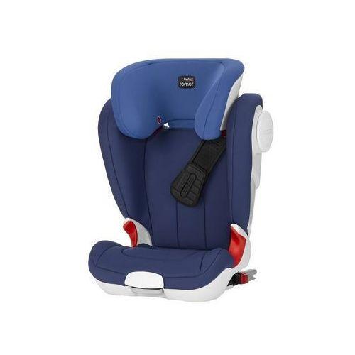 Foteliki samochodowe Romer Kidfix XP 2000022470 (ISOFIX, Pasy samochodowe; 15 - 36 kg; niebieski)