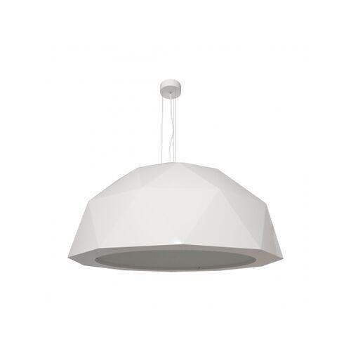 Lampa wisząca ebro biała marki Cleoni