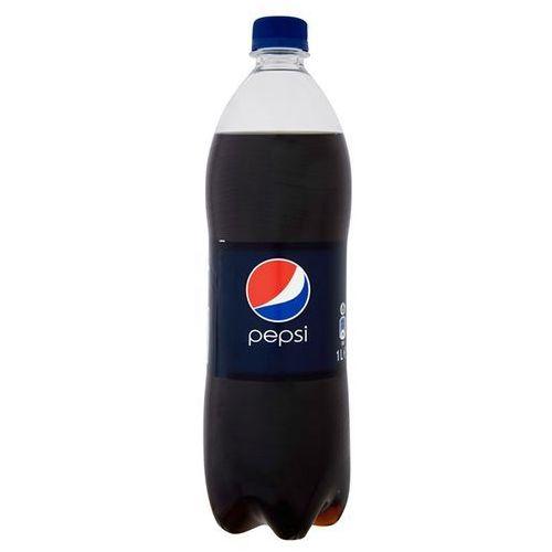 1l cola napój gazowany wyprodukowany przez Pepsi
