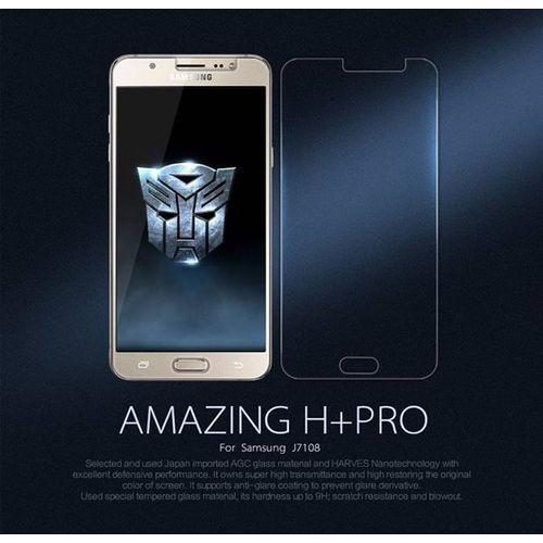NILLKIN H+ PRO HARTOWANE SZKŁO Samsung Galaxy J7 (2016)