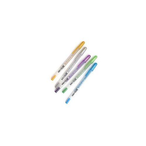 Bruynzeel/sakura Sakura metallic gelpens 5 kol light blister (8710141095613)