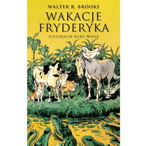 Wakacje Fryderyka (9788376861937)