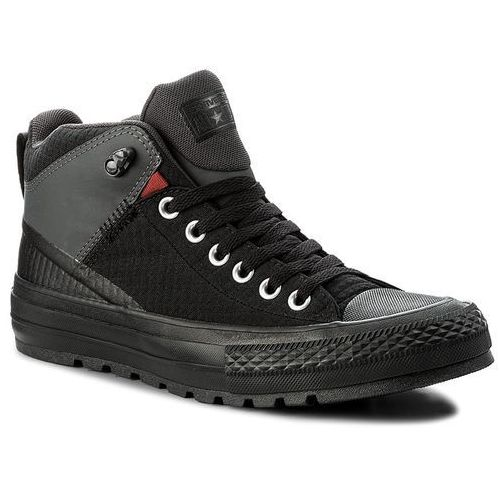 Trampki - ctas street boot hi 157474c black/terra red/almost black marki Converse