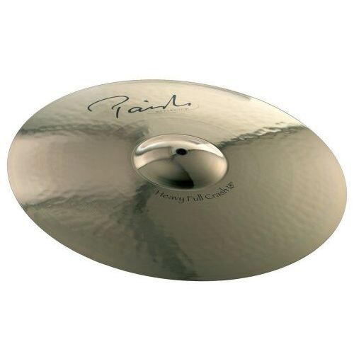crash signature reflector 19″ heavy full marki Paiste