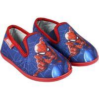 Disney buty chłopięce Spiderman 25 niebieskie