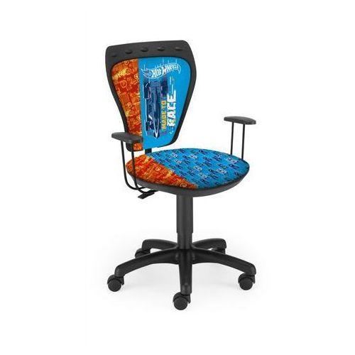 Nowy styl Krzesło dziecięce ministyle hotwheels gtp front bl