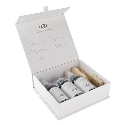 Ugg Zestaw do czyszczenia - sheepskin & suede care kit features 1017827