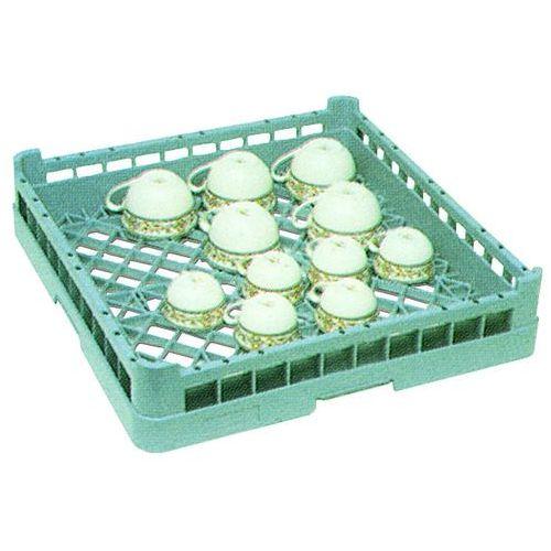 Asber Kosz do zmywarki na szklanki, filiżanki, kieliszki, 500x500x110 mm | , ct-10