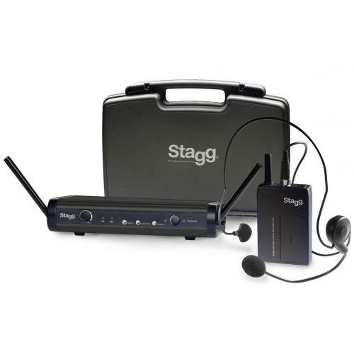 Stagg SUW 30 HSS A zestaw bezprzewodowy (pasmo A) - sprawdź w wybranym sklepie