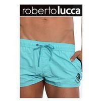 Roberto lucca Mȩskie kąpielowki shorts rl14042 monaco mint