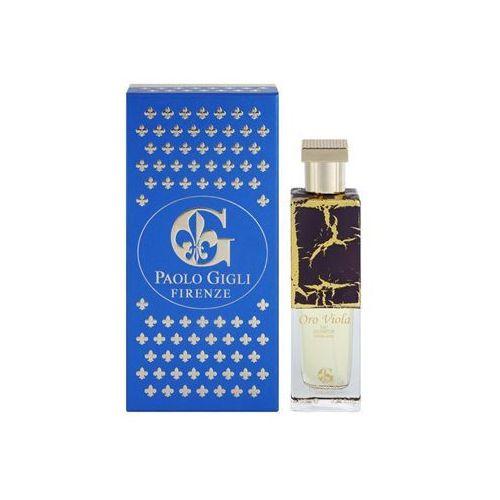 Paolo gigli  oro viola woda perfumowana unisex 100 ml + do każdego zamówienia upominek.