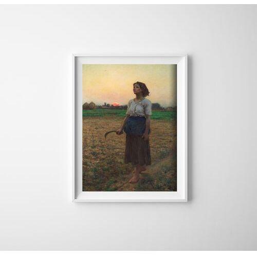 Plakat w stylu vintage Plakat w stylu vintage Song of the Lark ]Julesa Bretona