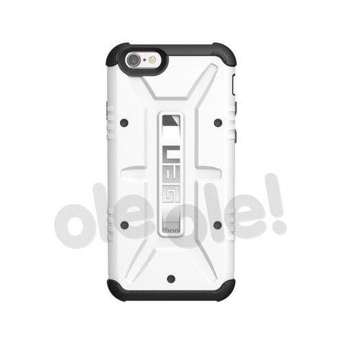 Uag  urban armor gear iphone 6/6s (biały) - produkt w magazynie - szybka wysyłka! (0858539003821)