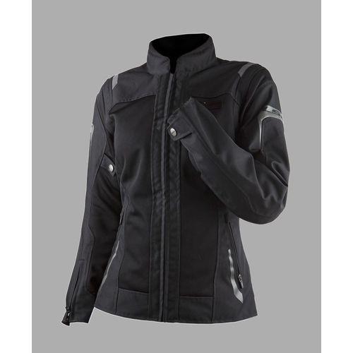 breeze lady kurtka damska tekstylna czarna ak8235, Ls2