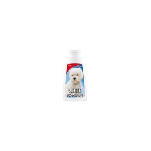 Dermapharm  kot i pies szampon white - delikatnie wybielający 150ml (5901742030117)