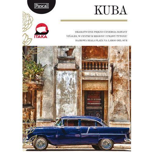 Zestaw Pascal Kuba Złota Seria Przewodnik + Mapa Marco Polo Kuba ()