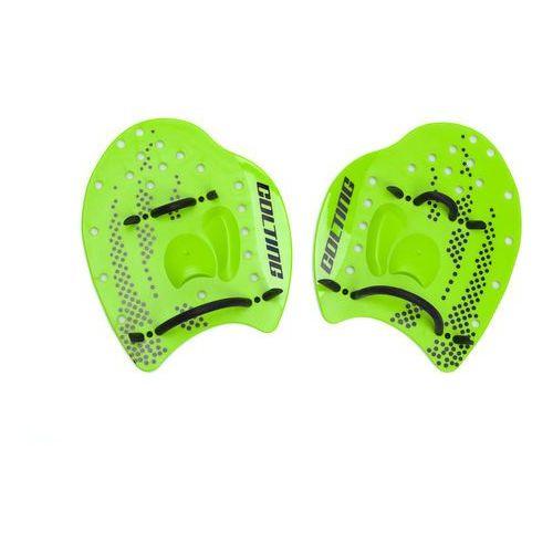 Colting wetsuits paddles zielony 2018 płetwy i sprzęt do pływania (7350008560437)