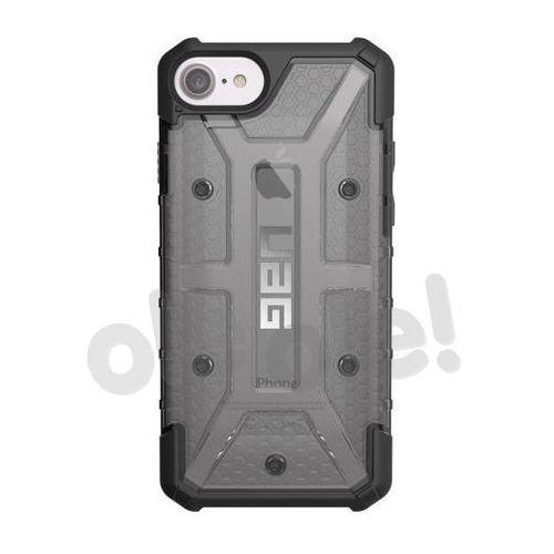 UAG Plasma Case iPhone 6s/7 (przezroczysty-czarny) - produkt w magazynie - szybka wysyłka!