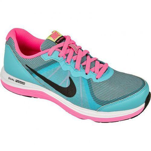 Buty biegowe Nike Dual Fusion X 2 (GS) Jr 820313-403 (buty do biegania)