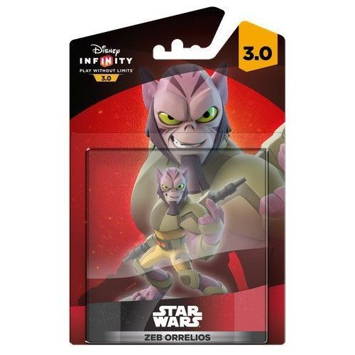 OKAZJA - Cd_projekt Disney infinity 3.0: star wars - zeb orrelios (playstation 3)
