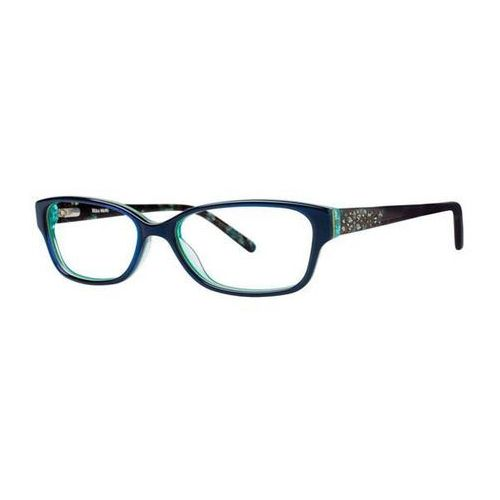 Okulary korekcyjne  magnifique navy marki Vera wang