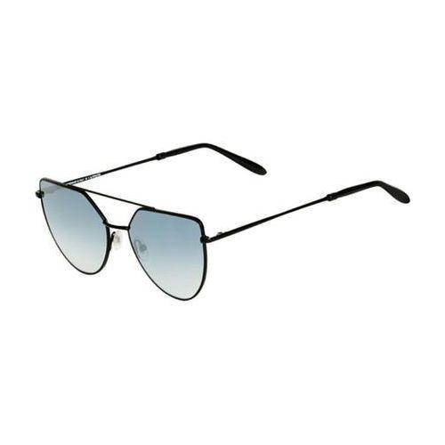 Okulary słoneczne off shore doppio osd03cft/matte black (gradient silver) marki Spektre